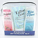 X-Pression & Blue Wave Piercing Aftercare Kit