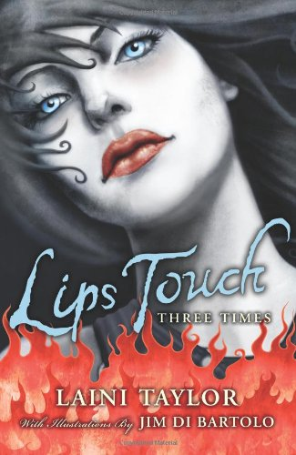 Image of Lips Touch: Three Times