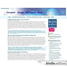 Gregs Server and StorageIO blog