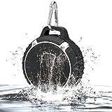 1byone-Outdoor-Sport-Dusch-40-Bluetooth-Lautsprecher-tragbarer-drahtloser-wetterbestndiger-Lautsprecher-mit-kraftvollem-Bass-Schwarz