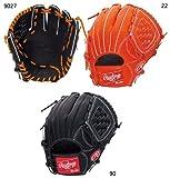 【2012年モデル】【一般軟式グラブ】ローリングス<プロモデル シリーズ>内野手 右投用デレク・ジータ モデル RG22DJ