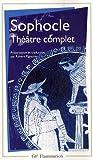 echange, troc Sophocle, Robert Pignarre - Théâtre complet