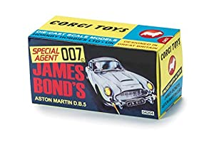 Corgi James Bond Aston Martin DB5 Silver Goldfinger 50th Anniversary CC04203