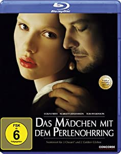 Girl with a Pearl Earring [Blu-ray] [Region B German Import]