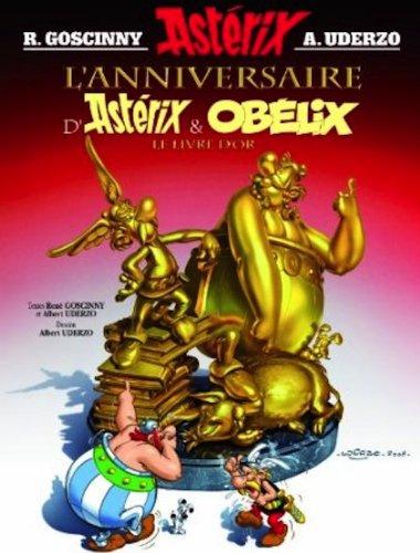 Asterix - L'anniversaire d'Asterix et Obelix - n°34  [Goscinny Uderzo] (Tapa Dura)