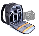 DURAGADGET Medium Rucksack Backpack digital SLR camera case bag for Pentax K and M Series DSLR;s