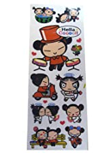 Pucca Sticker Set - Pucca Sticker (22 x 8)