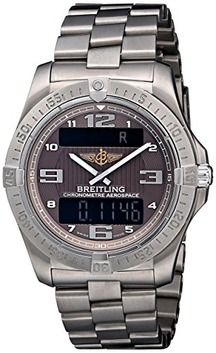 Breitling-Mens-BTE7936210-Q572TI-Aerospace-Avantage-Chronograph-Watch