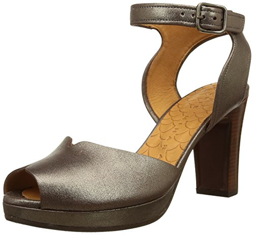 Chie MiharaNoremi - Sandali Donna , Beige (Beige(Ante Metal Taupe)), 37