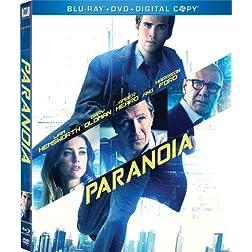 Paranoia [Blu-ray]