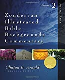 img - for John, Acts: Zondervan Illustrated Bible Backgrounds Commentary book / textbook / text book