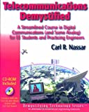 img - for Telecommunications Demystified book / textbook / text book
