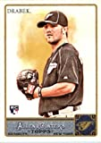 2011 Topps Allen & Ginter GLOSSY Edition Baseball Card (#'d out of 999) #180 Kyle Drabek RC - Toronto Blue Jays In a