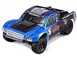 51wD jjKLlL. SL160  Redcat Racing Aftershock 3.5cc Nitro Desert Truck, Blue/Black, 1/8 Scale