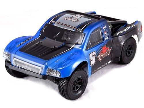 Redcat Racing Aftershock 3.5cc Nitro Desert Truck, Blue/Black, 1/8 Scale