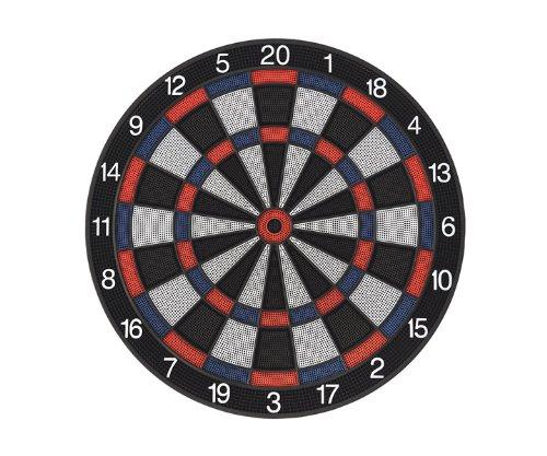 Dart dart board [D] Kraft professional board Saturn Red / Blue