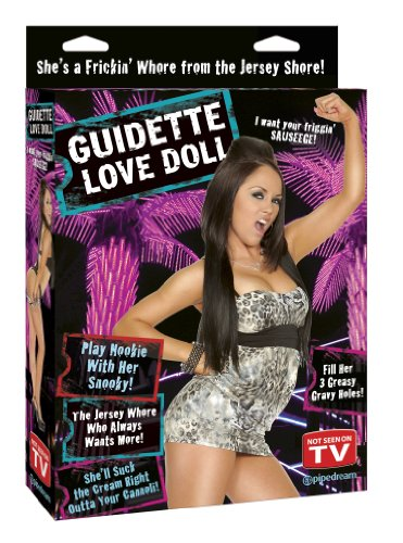Pipedream Products Guidette Love Doll