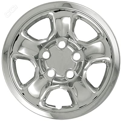 Coast To Coast IWCIMP45X 17 Inch Chrome Wheelskins With 5 Spokes - Pack Of 4
