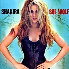 AUTRES] Album Aucune Information ...- Shakira She Wolf [Import] - [Var.inter, Pop, Rock] 51wD2cGxOBL._SL500_AA240_