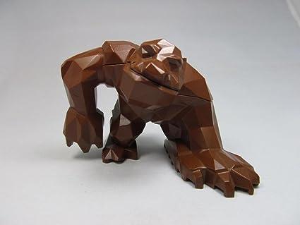 Lego Rock Raiders Brown Rock