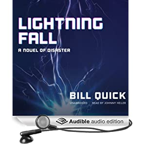 Lightning Fall: A Novel of Disaster (Unabridged)