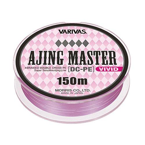 モーリス(MORRIS) アジングマスター ダブルクロスPE VIVID【ビビッド】 150m/0.2号/3.5LBの商品画像