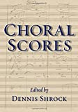 img - for Choral Scores book / textbook / text book