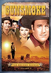 Gunsmoke: The Second Season, Vol. 2 from Paramount
