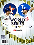 2017 Official World Series Program - Houston Astros vs. Los Angeles Dodgers