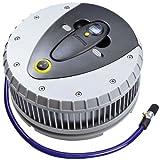 Michelin 92412 - Compresor de aire digital con pantalla de LED y medidor de la presión de las ruedas desmontable...