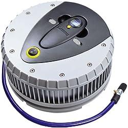 Michelin 92412 - Compressore digitale ad elevata prestazione con LED e manometro digitale rimovibile