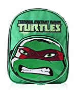 BACK TO SCHOOL Mochila Raphael Face (Verde)