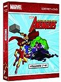 echange, troc Avengers : l'équipe des super-héros - Coffret 4 DVD