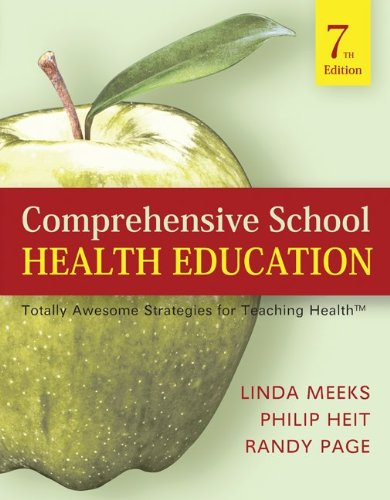 Comprehensive School Health Education: Totally Awesome...