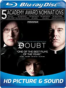 NEW Streep/hoffman - Doubt (Blu-ray)