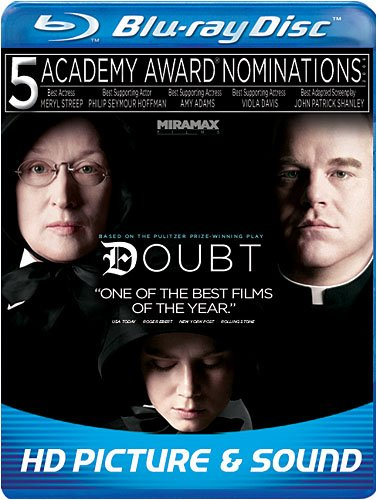 Cover art for  Doubt [Blu-ray]