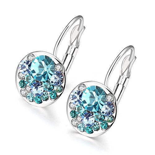 hen-night-fashion-colorful-dazzling-round-earrings