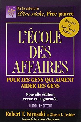 L'école des affaires (French Edition)