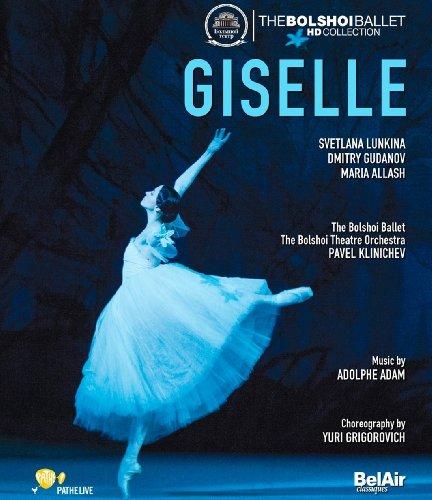 Adam: Giselle, Bolshoi Ballet 2011