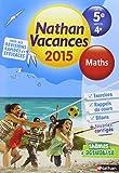 Cahier de vacances  - Maths 5e - 4e