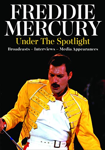 DVD : FREDDIE MERCURY - Under The Spotlight