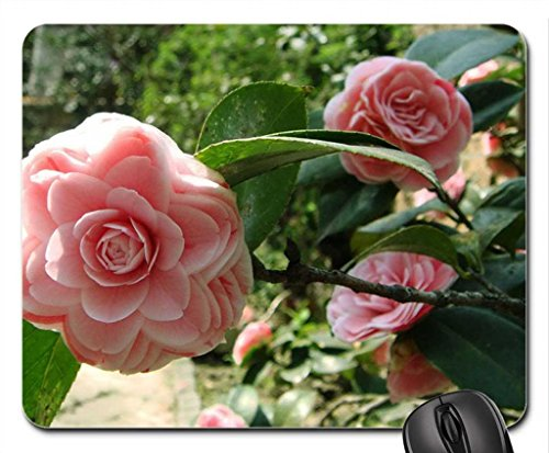 camelie-mouse-pad-tappetino-per-mouse-motivo-flowers-mouse-pad