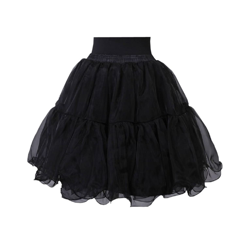 Fashion Plaza Lolita A-linie Prinzessin Braut Tutu Unterrock Petticoat A0026