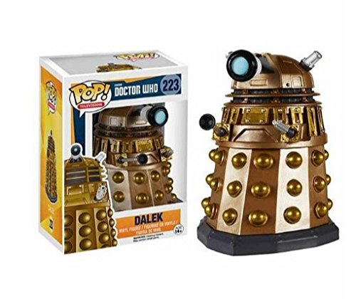 Doctor Who Dalek Pop! Vinyl Figure - 1