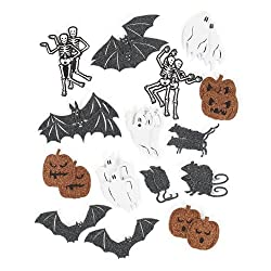 Martha Stewart Crafts Classic Halloween Chipboard Stickers