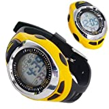 Multifunction Digital LCD Waterproof Wrist Sport Watch
