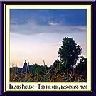 Francis Poulenc - Trio for Oboe, Bassoon & Piano Op. 43 / Trio f�r Oboe, Fagott & Klavier Opus 43 / Trio pour basson, hautbois et piano