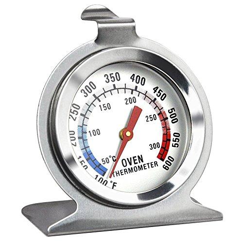 Weixinbuy En Acier Inoxydable Sans Support Et Accrocher Thermomètre De Four Gadget Ligne De Cuisine