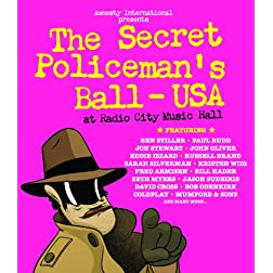 Secret Policeman's Ball: U.S.A. [Blu-ray]