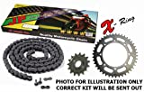 Honda CBR600 F 2001 to 2008 X Ring CHAIN AND SPROCKET KIT